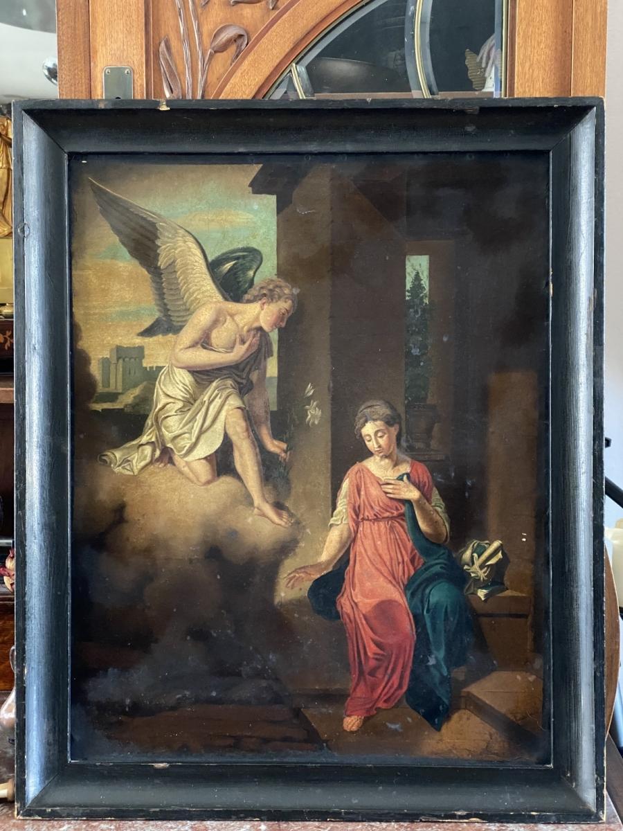 """Annunciation"""